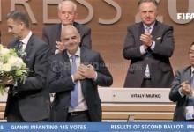 """Gianni Infantino (pres. Fifa) sull'iniziativa delle calabresi di C: """"Che bella storia, complimenti!"""""""