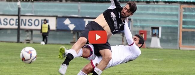 [VIDEO] Reggio Calabria-Frattese, gli HIGHLIGHTS: Licastro para, il Granillo esulta