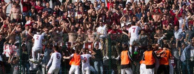 [FOTOGALLERY] Palmese-Reggio Calabria, sfoglia l'album della gara