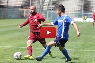 [VIDEO] Reggio Calabria-Agropoli 1-2, gli HIGHLIGHTS: figuraccia amaranto, esultano i cilentani