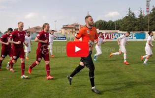 [VIDEO] Vibonese-Reggio Calabria 1-1, gli HIGHLIGHTS: botta e risposta Allegretti-Maesano
