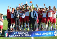 Juniores, l'Isola felice: crotonesi sul tetto di Calabria