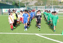 """""""Sei bravo a…Scuola di Calcio"""", al centro Federale la festa dei Pulcini"""