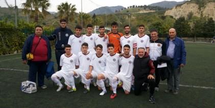 Juniores: Sarnese-Reggio Calabria 3-1, il tabellino