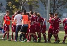 Finale Allievi Regionali: Reggio Calabria-Real Cosenza, il tabellino