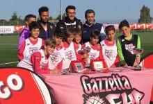 Gazzetta Cup, la Segato Viola conquista l'Olimpico di Roma