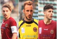 """Premio Calciatore Amaranto dell'anno: Licastro supera Lavrendi e fa """"doppietta"""", terzo posto per Maesano"""