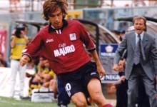 L'addio al calcio di Andrea Pirlo, una festa tinteggiata anche d'amaranto