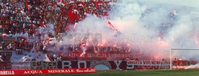 "Accadde oggi: Perugia '88, ""B""entornata Reggina!"
