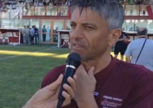 """Bari-Reggina '89, l'amarcord di Attrice: """"Quartù, gli hai dato due rigori inesistenti…"""""""