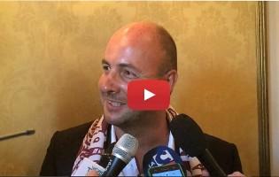 [VIDEO] Mister Zeman presenta Reggina-Catania, la conferenza stampa della vigilia