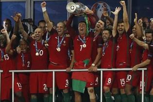 Portogallo campione d'Europa, Francia sconfitta ai supplementari