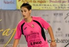 Sporting Locri, la giovanissima Nasso promossa in prima squadra