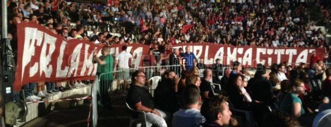 PRESENTAZIONE LIVE! Reggio abbraccia la Reggina all'Arena dello Stretto