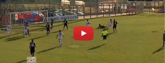 [VIDEO] Fondi-Reggina 3-1, gli HIGHLIGHTS: falsa partenza amaranto