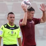 Reggina-Messina cane