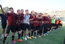 [FOTO ALBUM] #PadroniDelloStretto: Reggina-Messina 2-0, festa amaranto