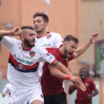 Reggina-Cosenza 2016/2017: Oggiano