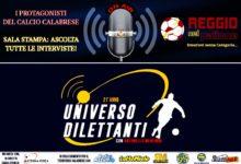 [AUDIO] La SALA STAMPA del calcio calabrese: le interviste di Universo Dilettanti dalla Serie D alla 2a Categoria
