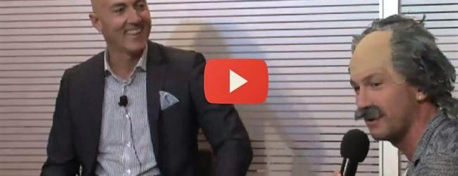 [VIDEO] Reggina in rete, sorpresa in studio: irrompe Pasquale Caprì (o il pres. Praticò?)
