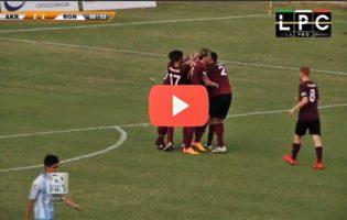 [VIDEO] Akragas-Reggina 2-2, gli HIGHLIGHTS: l'arrembaggio amaranto vale il pari