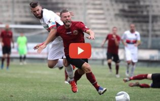 [VIDEO] Reggina-Cosenza, gli HIGHLIGHTS del derby calabrese
