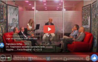 """[VIDEO] REGGINA IN RETE – Guarda la trasmissione, Martino:""""Non mi accontento della Lega Pro"""""""