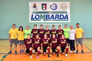 Sporting Locri, contro la Lazio una sconfitta a testa alta