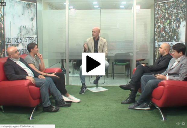 [LIVE VIDEO STREAMING] REGGINA IN RETE, gli amaranto strappano un punto d'oro a Castellamare: partecipa alla trasmissione!