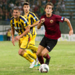 Reggina-Juve Stabia 10/10/16 De Francesco