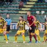 Reggina-Juve Stabia 10/10/16 Kosnic