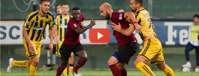 [VIDEO] Reggina-Juve Stabia 1-0, gli HIGHLIGHTS: Bangu fa esplodere il Granillo