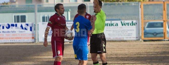 Coppa Calabria, il Giudice Sportivo