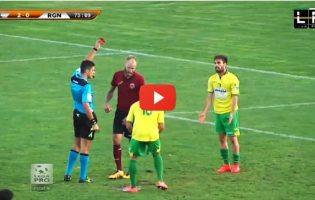 Melfi-Reggina 3-0, gli HIGHLIGHTS: disfatta amaranto