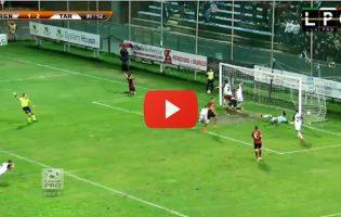 Reggina-Taranto 2-2, gli HIGHLIGHTS: amaranto, all'inferno e ritorno