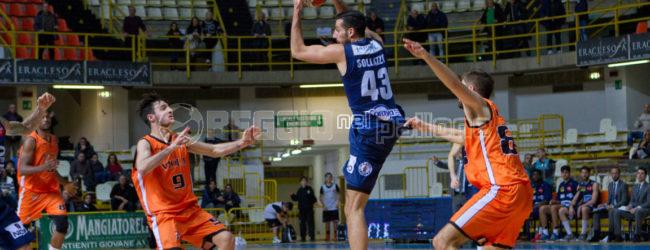 Viola, la rimonta non basta: Legnano espugna Reggio