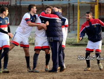 San Gregorio-Real Gioia 3-2, il tabellino