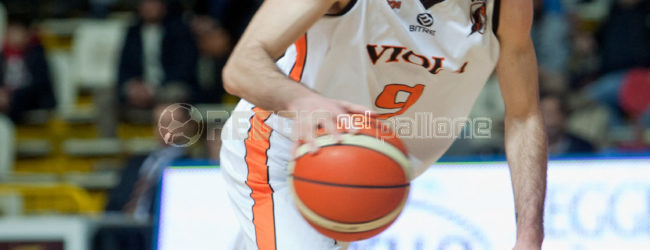 Serie A2 Basket, Viola nel girone Ovest