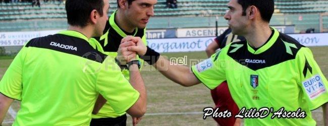 Serie C girone C, gli arbitri della 36esima giornata