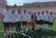 Reggina, una delegazione amaranto per l'inaugurazione del campo sportivo del carcere