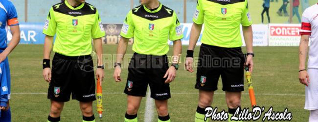 Serie D, Girone I: gli arbitri della 1^ giornata