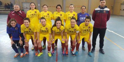 Futsal Reggio, la marcia continua: espugnata anche Catanzaro