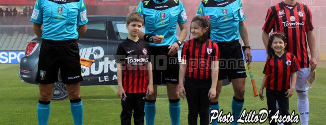 Lega Pro C, gli arbitri della 36esima giornata