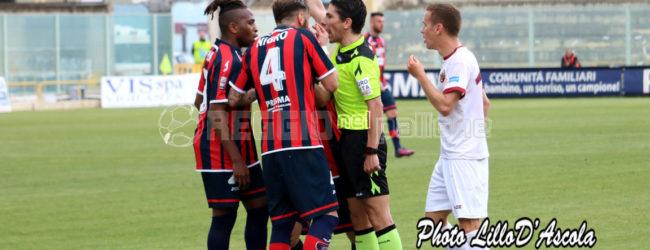 Serie C girone C, gli arbitri della 30^ giornata