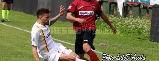 LIVE! Reggina-Catanzaro 1-0, risultato finale