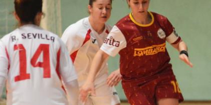 Sporting Locri, per Sara Borello operazione e conferma