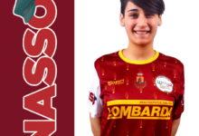 Sporting Lokri, gioia tricolore per Carmen Nasso