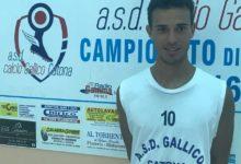 Gallico Catona, nuovo rinforzo per Misiti: preso Gioia