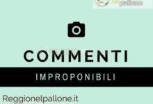 """I """"Commenti improponibili"""" di Reggina-Matera"""