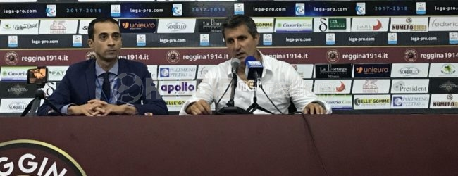 """Monopoli-Reggina, Maurizi:""""Prestazione convincente, meritavamo di più"""""""